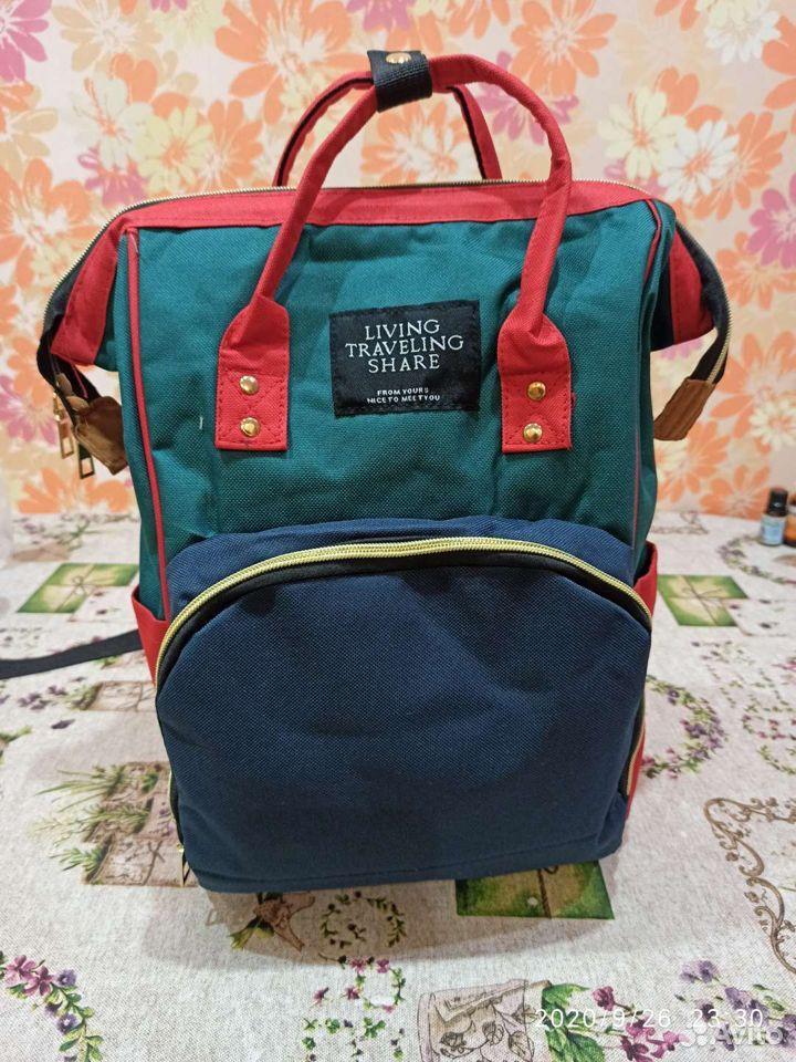 Рюкзак для мам 89234071486 купить 6