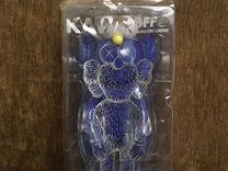 Kaws vinyl figure BFF Blue