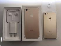 iPhone 7 Gold 32gb Ростест