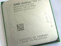 CPU AMD athlon 64 X2 4000+ ADO4000IAA5DD AM2