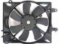 Вентилятор охлаждения Volkswagen Polo Luzar