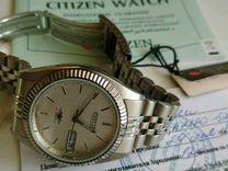 Citizen automatic. 21jewels.новые