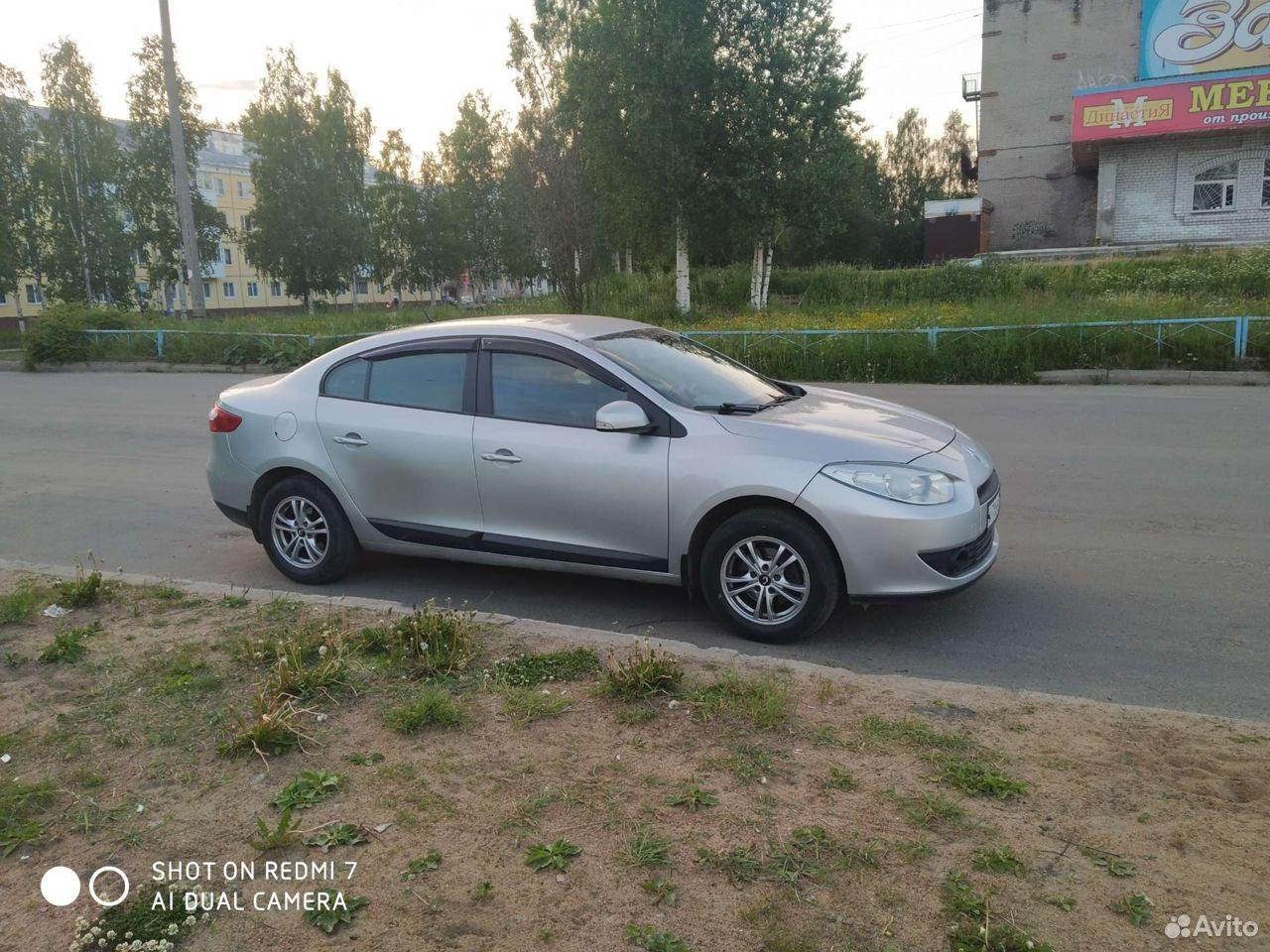Renault Fluence, 2010  89626653326 купить 4