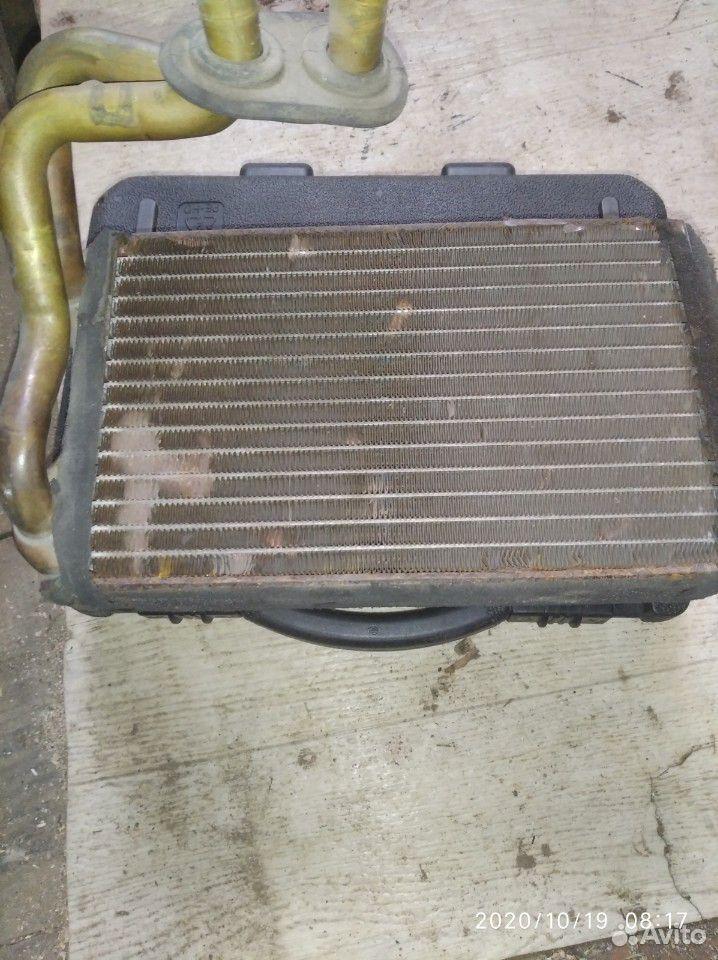 Радиатор печки Тойота Виста, Камри