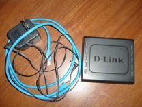 Модем D-Link DSL-2500U/BRU/D