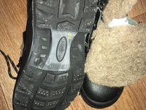Ботинки спецодежда зимние