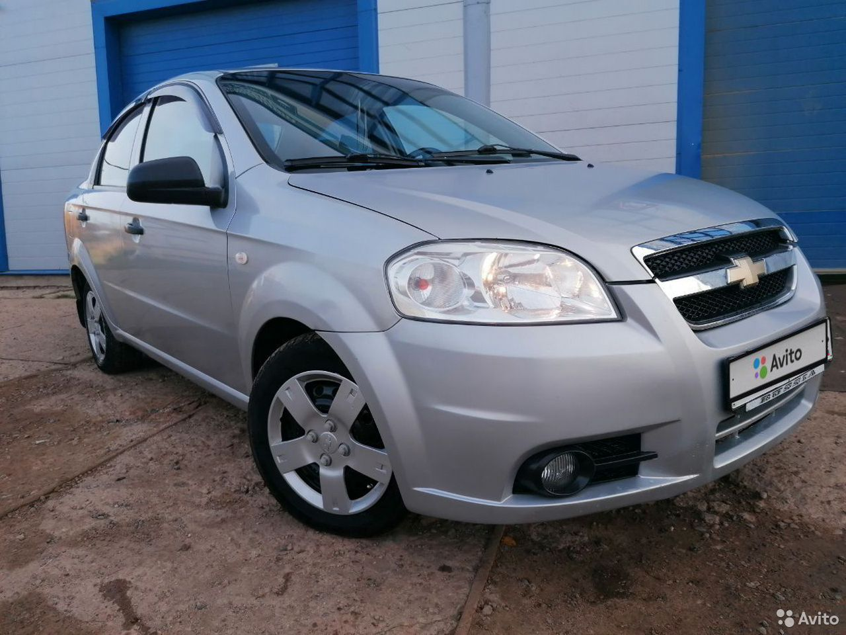 Chevrolet Aveo, 2008  89058761458 купить 5