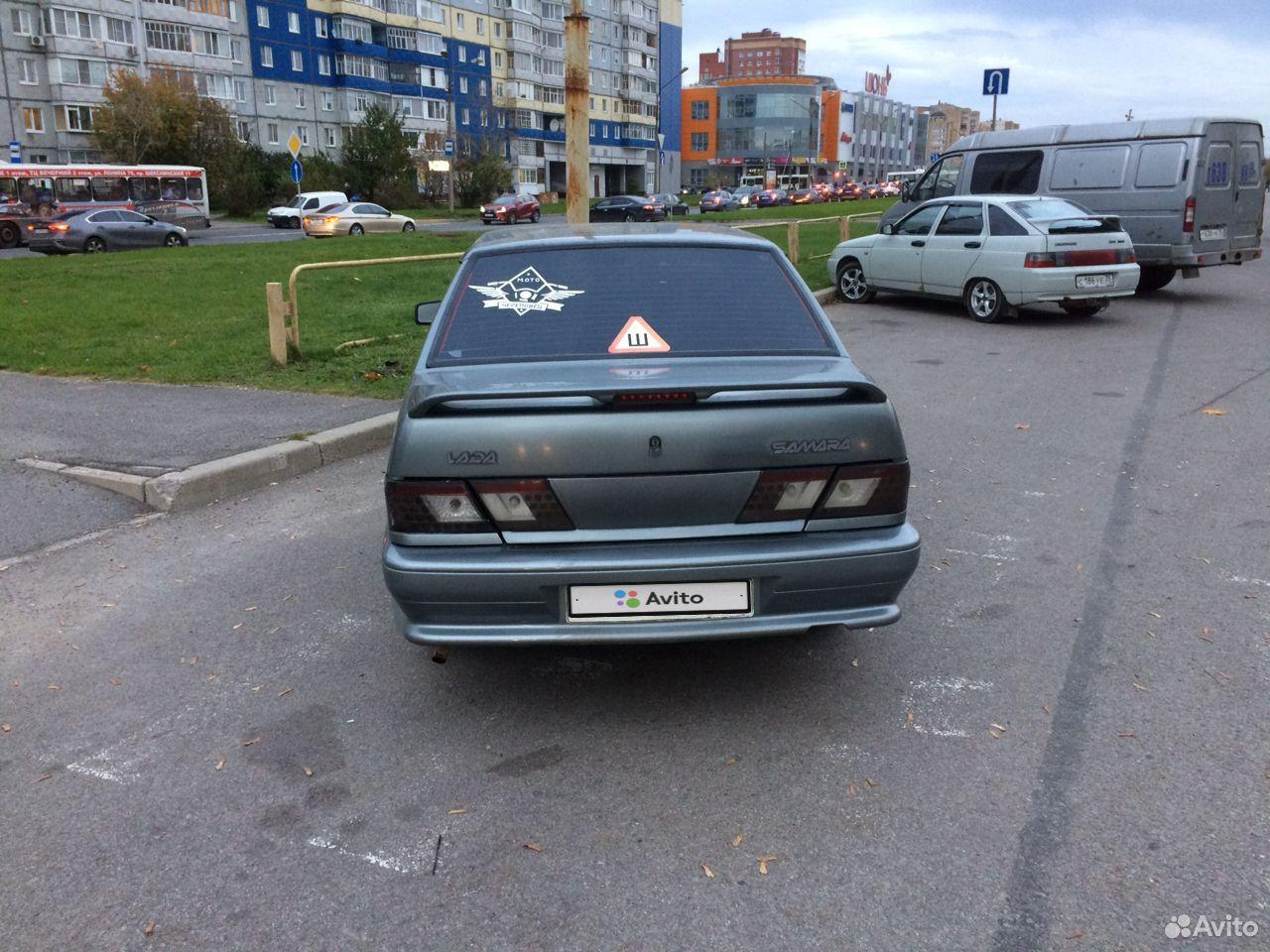 ВАЗ 2115 Samara, 2007  89062980789 купить 4