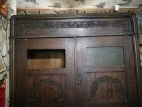 Буфет старинный шкаф кухонный
