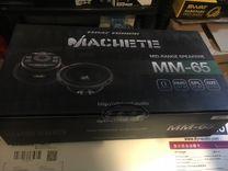 Alphard Machete MM-65. RMS130 4ом