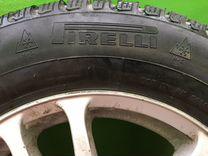 Комплект шипованных шин Pirelli 215 65 16 x-trail