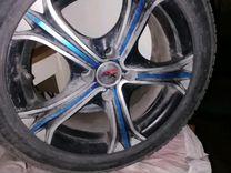 Комплект колёс R15 на ваз