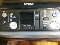 Цветной принтер Epson stylus photo R240