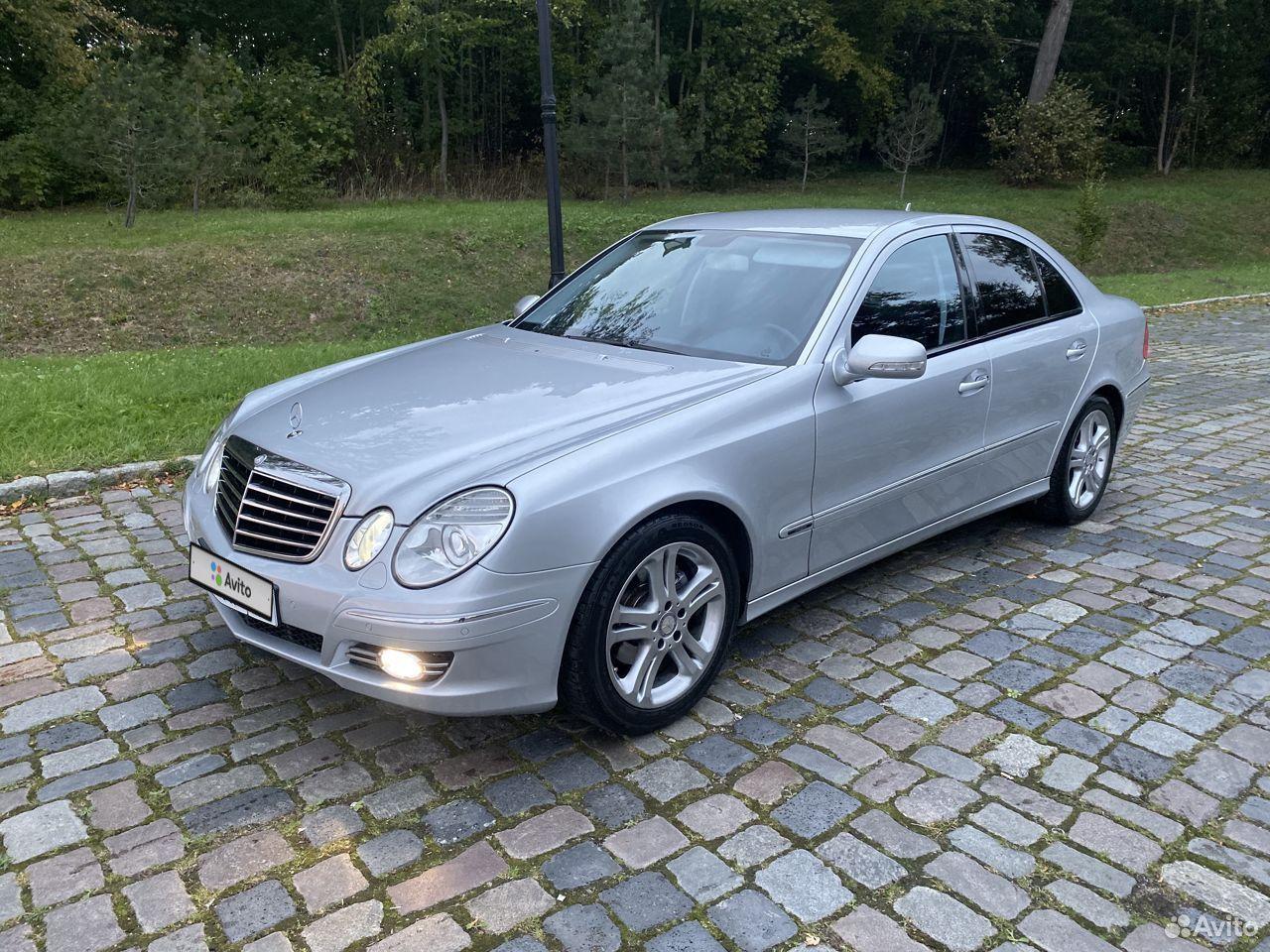 Mercedes-Benz E-class, 2009  89097977517 buy 5