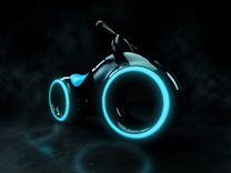 Беговел Трон star ONE scoter/tron bike