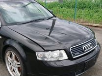 Ноускат всборе Audi A4 Рестайлинг ксенон 2004 год