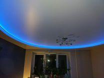 Натяжной потолок L303 от установщиков