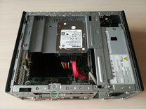 Системный блок на Intel Atom D425