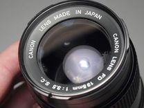 Canon FD 135/3.5 — Фототехника в Москве