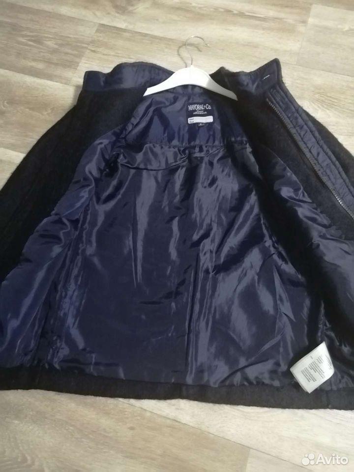 Пальто для мальчика  89132786023 купить 3