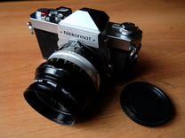 Nikon Nikkormat FTn 50mm f1.4