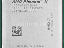 Процессор AMD Phenom II X2 560, Socket AM3
