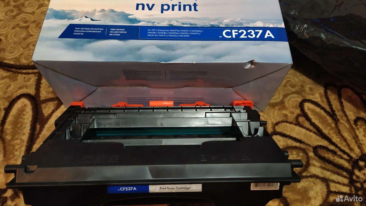 Картридж CF237A  89125765685 купить 1