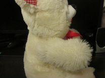 Мишка подарочный новый - 40см