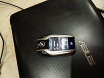 Сенсорный ключ бмв G серии, F серия