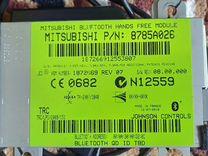 Mitsubichi Usb bluetooth штатная магнитола