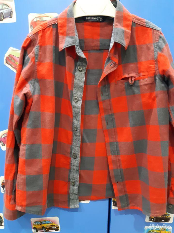Рубашка на мальчика 110  89606328187 купить 1