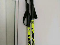 Новые детские лыжные палки STC 90см