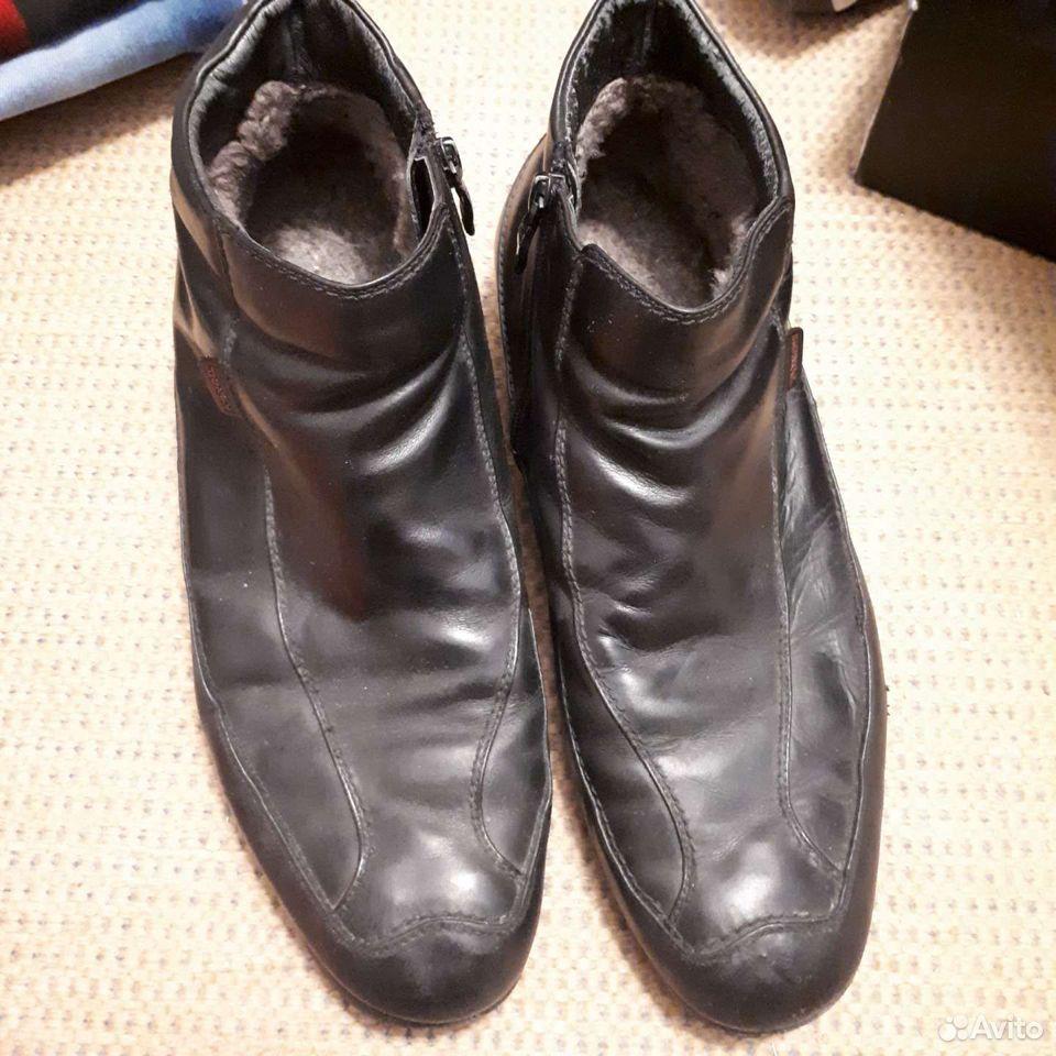Ботинки зимние отдам  89956029403 купить 1