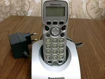 Радиотелефон Panasonic KX-TCD465 с 2-мя трубками
