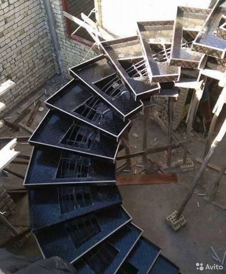 Заливка монолитных лестниц  89288668660 купить 4