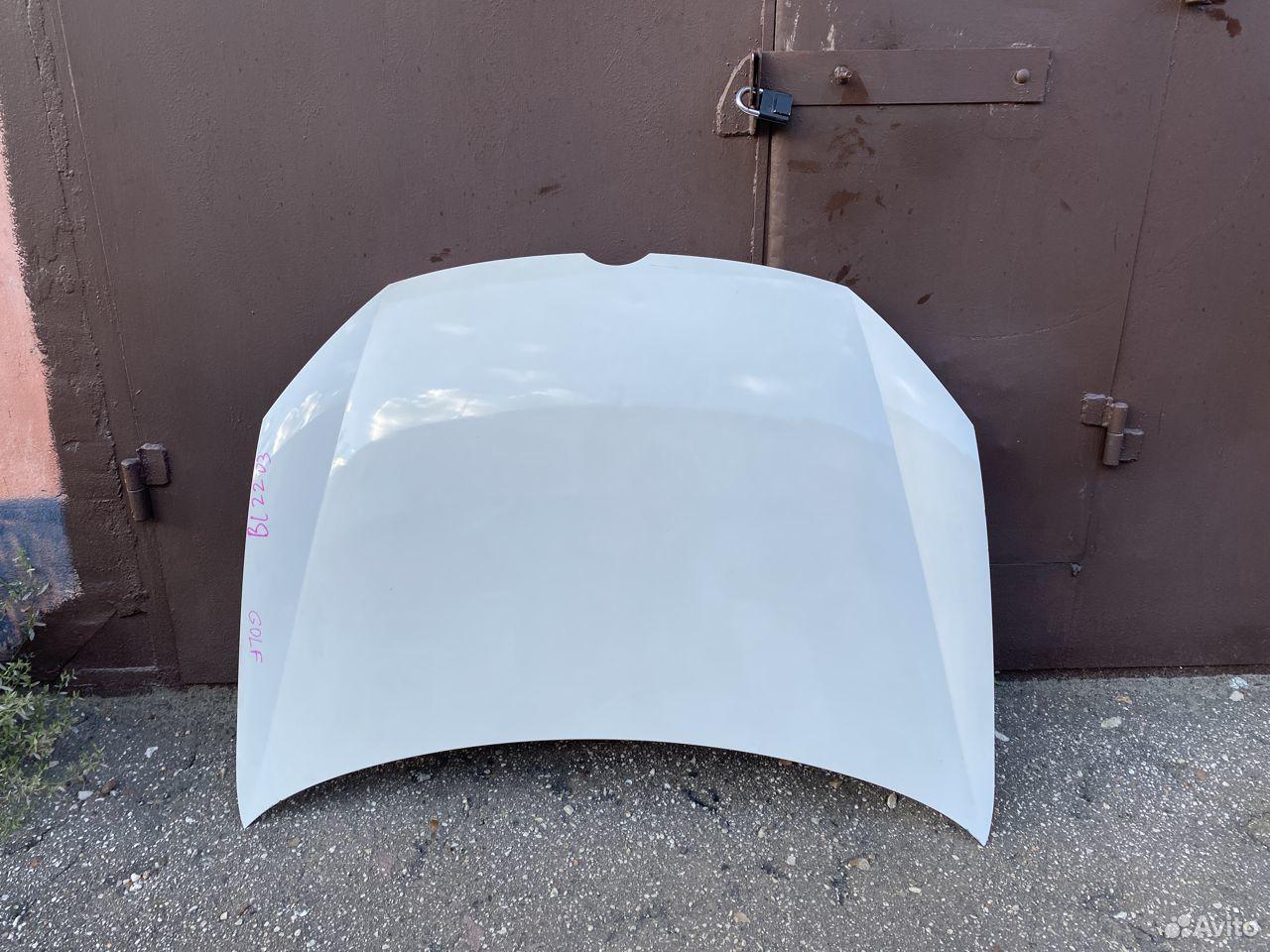 Капот белый Volkswagen Golf 6  89534684247 купить 1
