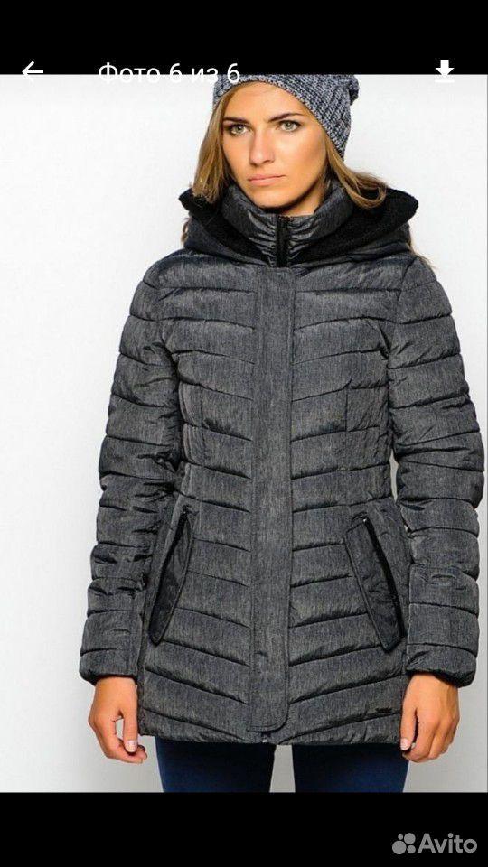 Куртка зимняя Calvin Klein р-р M  89122311294 купить 6
