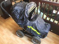 Продаю детскую коляску Emmaljunga 2 в 1:City Cross