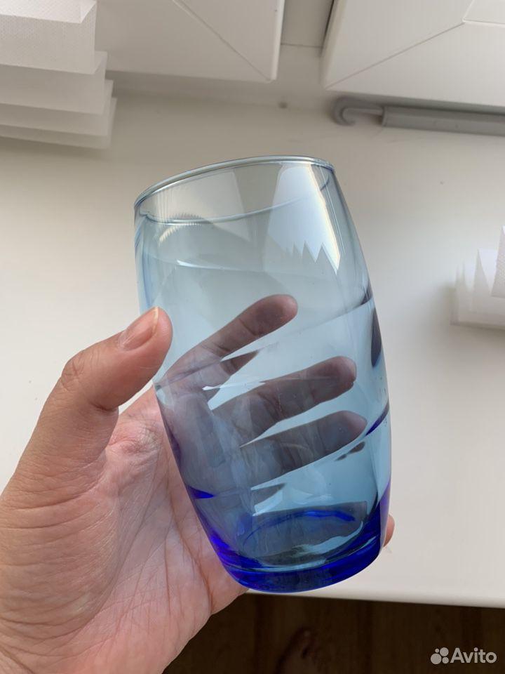 Тонкие французские стаканы Luminarc 3 шт  89210916109 купить 3