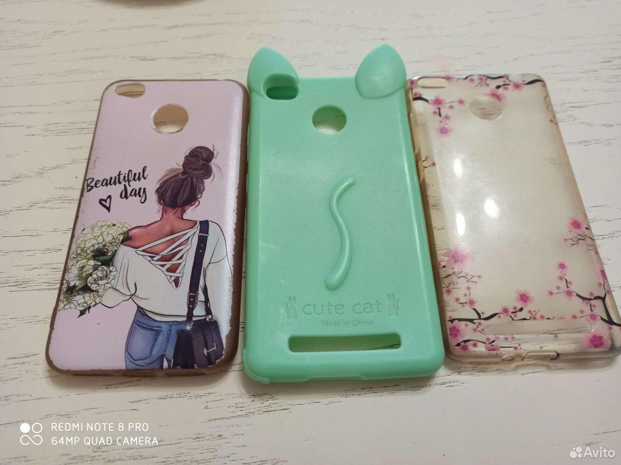 Чехлы на Смартфон Xiaomi Redmi 4X  89875753050 купить 1