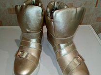Ботиночки зимние — Одежда, обувь, аксессуары в Самаре