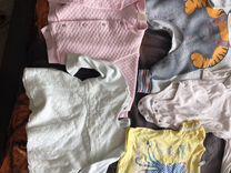 Пакет вещей для девочки 62-74