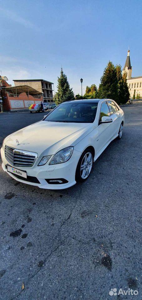Mercedes-Benz E-класс, 2010  89897499573 купить 1
