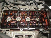Двигатель Toyota Probox NCP51 1NZ-FE 2007 — Запчасти и аксессуары в Новосибирске