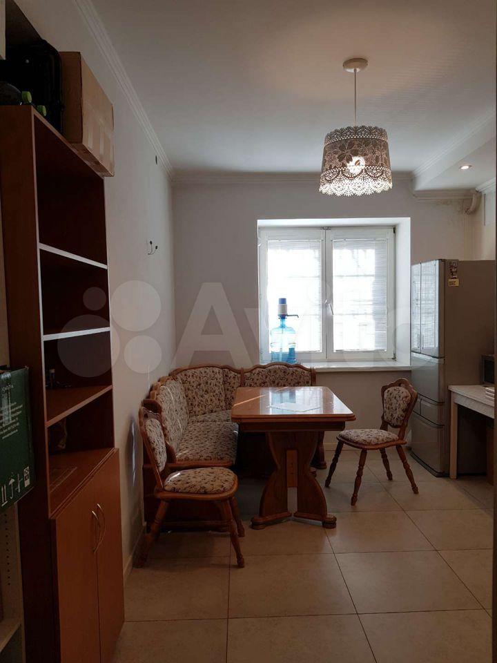 4-к квартира, 122 м², 1/6 эт.  89517148013 купить 8