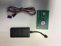 Автомобильный GPS трекер st 102