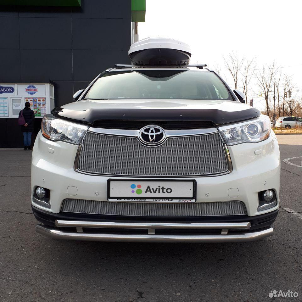 Toyota Highlander, 2014 89638200277 купить 3