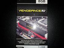 Corsair Vengeance CML8GX3M1A1600C9 DDR3 - 8Гб 1600 — Товары для компьютера в Йошкар-Оле