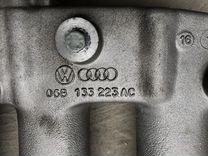 Коллектор впускной Audi A4 B6 B7 Passat B5+ 1.8T