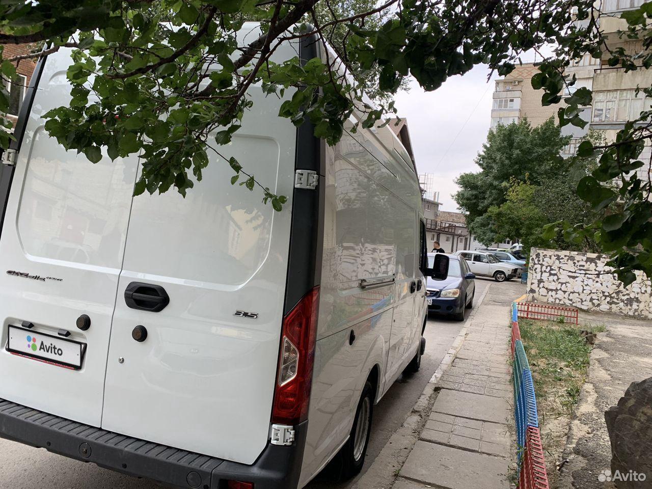 ГАЗ ГАЗель Next, 2017  89613130600 купить 3